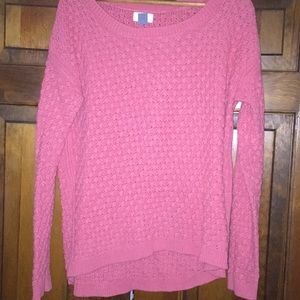 Old Navy Pink Sweater